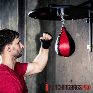 man-working-out-using-speed-bag-punching-bags-pro-singapore